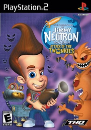 Jimmy Neutron: Attack Of The Twonkies