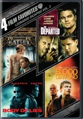 4 Film Favorites: Leonardo DiCaprio Volume 2