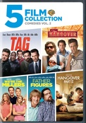 5-Film Collection: Comedies Volume 2