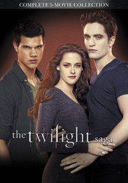 Twilight Forever: The Twilight Saga 5-Movie Collection
